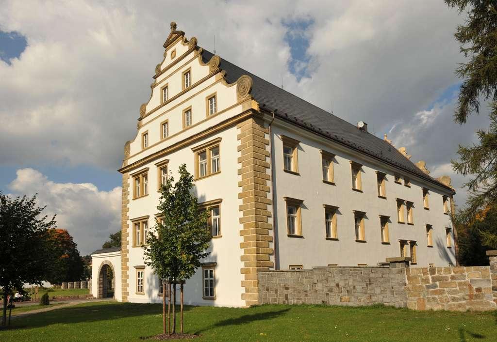 Šluknov - zámek